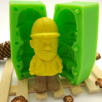Cartoon Shape Food Grade Silicone Products Creative Silicone Products Mold