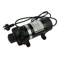 220v high pressure cleaning pump High pressure pump car wash pump Small diaphragm cleaning pump Electric diaphragm booster pump