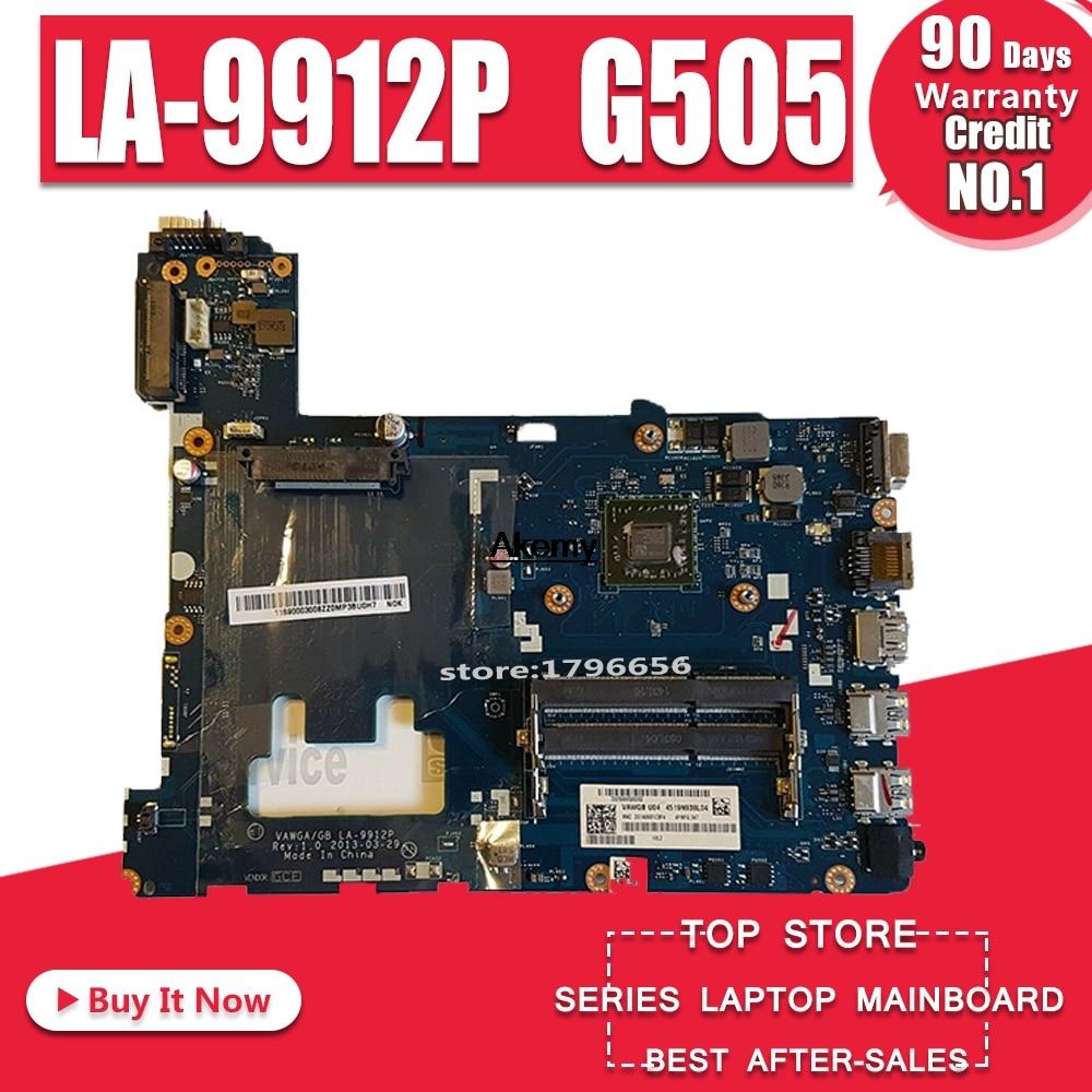 LA-9912P laptop motherboard for Lenovo ideapad g505 LA-9912P laptop motherboard A4 CPU Test motherboardLA-9912P laptop motherboard for Lenovo ideapad g505 LA-9912P laptop motherboard A4 CPU Test motherboard