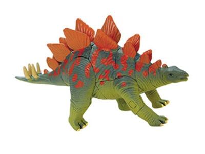 UKENN 4pcs 3D dinosaurer puslespill egg 0366S-1 plast puslespill - Puslespill - Bilde 5
