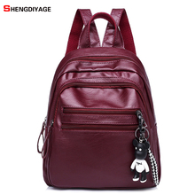 ge Female Shoulder Bags Mochila Feminina