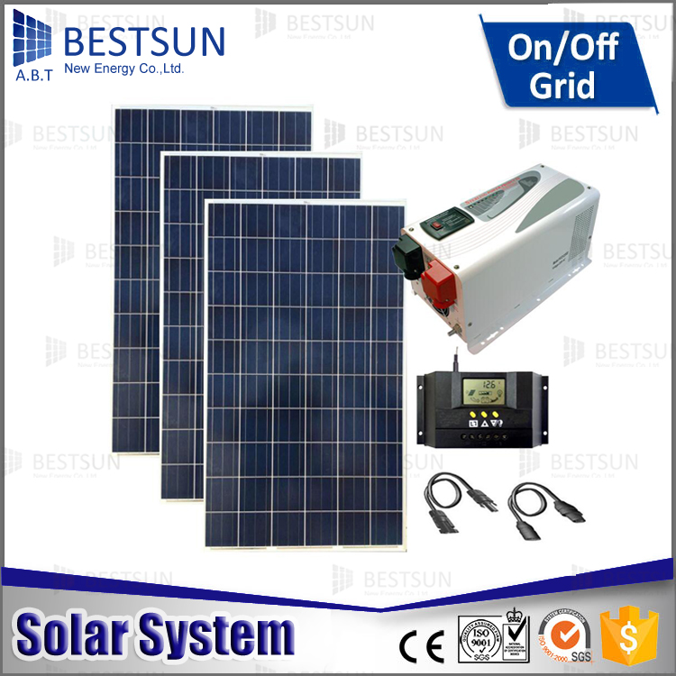Solar Power System Price Solar Power Bestsun Solar Kits