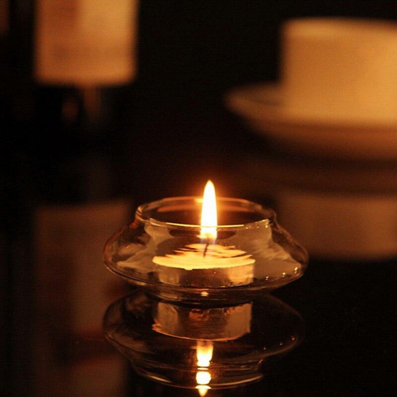glass tea light candle holder set crystal floating votive candle holder christmas lighting. Black Bedroom Furniture Sets. Home Design Ideas