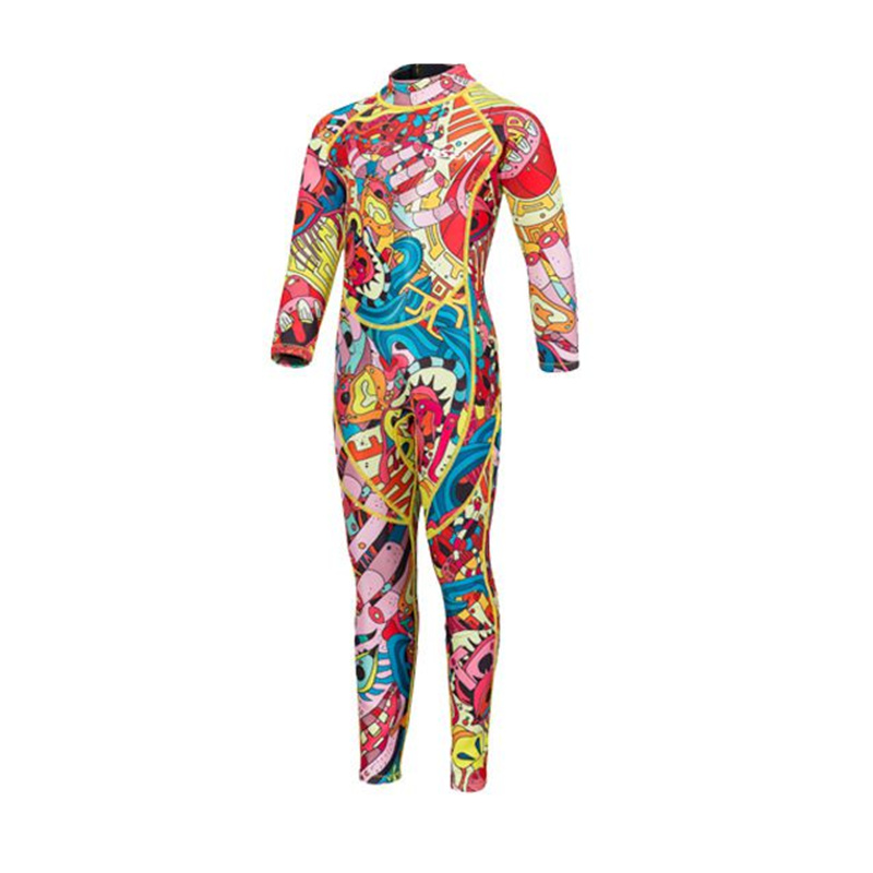 2.5mm Neoprene Thick Childrens Wetsuits Long-Sleeved Printing Wetsuits Diving Surfing Clothing Winter Warm Swimsuit Wetsuits2.5mm Neoprene Thick Childrens Wetsuits Long-Sleeved Printing Wetsuits Diving Surfing Clothing Winter Warm Swimsuit Wetsuits