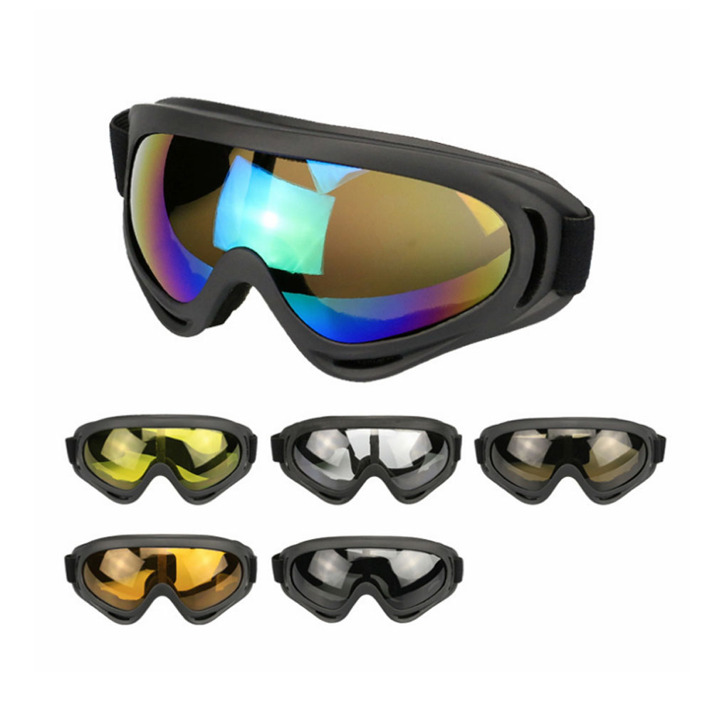 Polarized Sport Sunglasses Mens Outdoor Cycling Bike Running Mirrored Eyewear R6