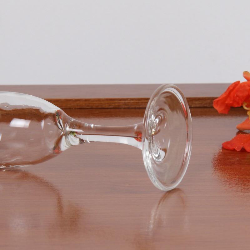 6 parça atış cam kristal cam şeffaf yüksek konsantrasyon mermi - Mutfak, Yemek ve Bar - Fotoğraf 2