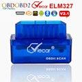 Nueva Llegada Viecar Viecar Mini OBD2 ELM327 Bluetooth V2.1 Escáner ELM 327 Auto Herramienta de Diagnóstico Del Coche Del Lector de Código de Múltiples Idiomas