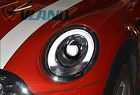 Vland Factory Car Lamp for BMW Mini LED Headlight for F55 F56 LED Front Lamp LED Bar for Year Model 2014 2017 plug and play