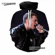 Últimas llegada moda hoodies hombres mujeres sudadera Eminem 3D impreso  HOODIE hip hop streetwear sudaderas e7525bd4a06