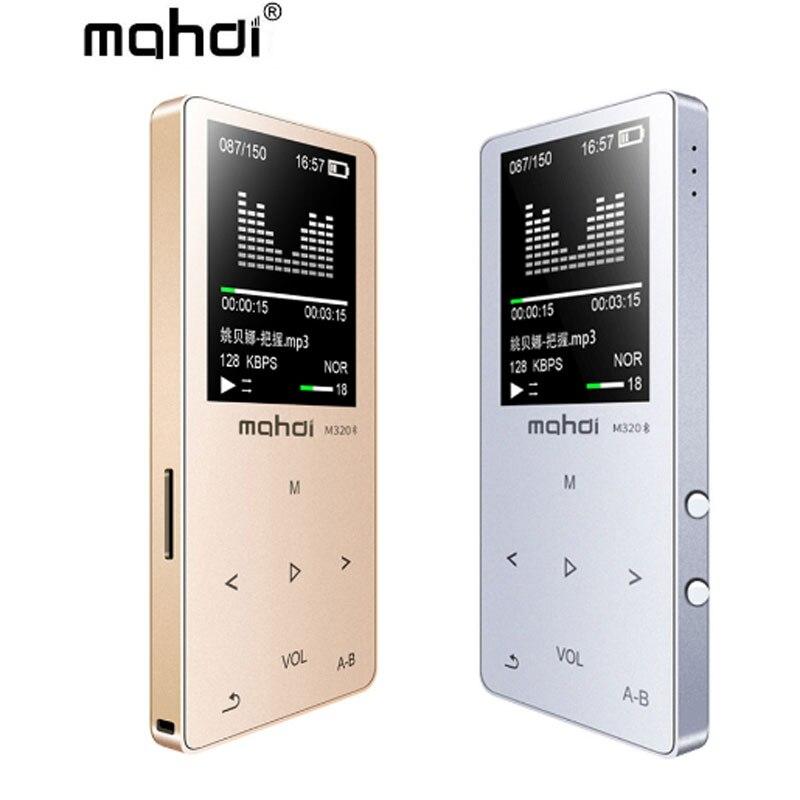 Unterhaltungselektronik Mahdi Mp4 Player Bluetooth Kapazitive Touch Eingebauter Lautsprecher Mp 4 Player 1,8 sprachen Unterstützung Aufnahme E-book Tf Fm Armband Direktverkaufspreis Tragbares Audio & Video