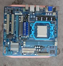 Free shipping 100% original desktop motherboard for Gigabyte GA-MA78GME-S2H A78 AM2/AM2+/AM3 DDR2 mainboard