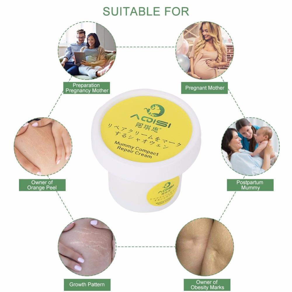 Skin Body Stretch Marks Removal Scar Remover Postpartum Obesity Pregnancy Repair Cream