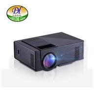 Все усиления mini298 + проектор 1500 люмен Поддержка 1920x1080 ТВ светодиодный проектор Мини проектор для дома Кино ТВ видео пучка
