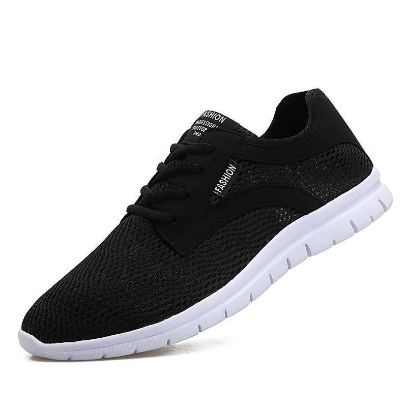 Chaussure Homme 47 Formateurs Qualité 1 2 Chaussures Plat Mesh Respirant Casual 3 4 De Sneakers Hommes Grande Taille Haute Sport n0PkwO8