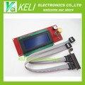 Freeshipping! 1 pcs Impressora 3D Reprap Controlador Inteligente Reprap Rampas 1.4 2004LCD LCD 2004 Controle