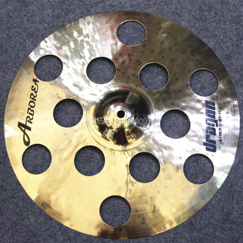 цена на cymbal for drum set,DRAGON series 16 O-ZONE cymbal