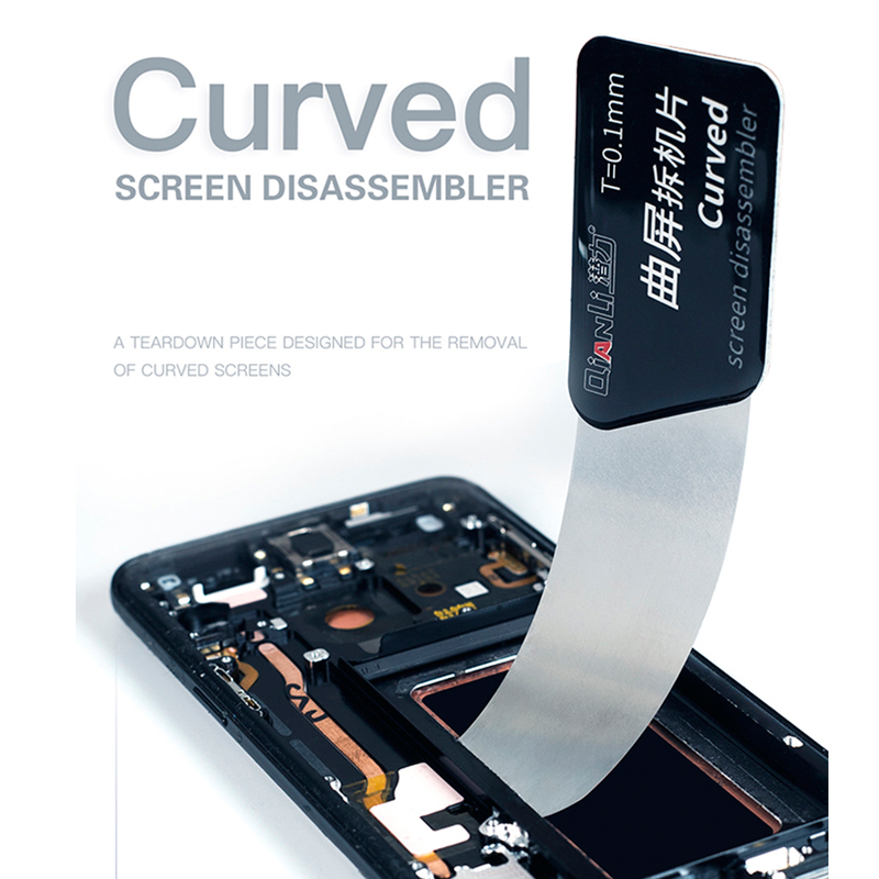 Curved Screen Disassembler Pry Spudger Opening Splitter Tools for Samsung Curved Screen Mobile Phone Hand Tool