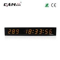 [Ganxin] 1 дюймов 9 цифр персонализированные цифровые часы календарь 999 дней обратного отсчета