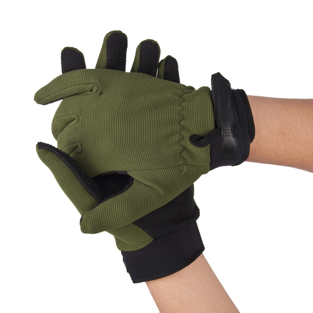 Hot Sale 3 Sizes Outdoor Antiskid font b Cycling b font font b Gloves b font