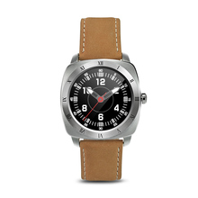 2016 DM88 Wasserdichte Volle Kreis Bluetooth Smart Uhr Schrittzähler Pulsmesser Smartwatch Für iPhone Android-Handy Uhr