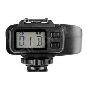 Image 3 - Godox X1C X1R C TTL 2.4G kablosuz alıcı Canon serisi kameralar 1000D 600D 700D 650D 100D 550D 500D 450D 400D 350D 300D