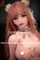 COZSX 150cm Top quality real doll silicone sex doll Skeleton Japanese breast love doll oral vagina Anal adult Sexy toys for men