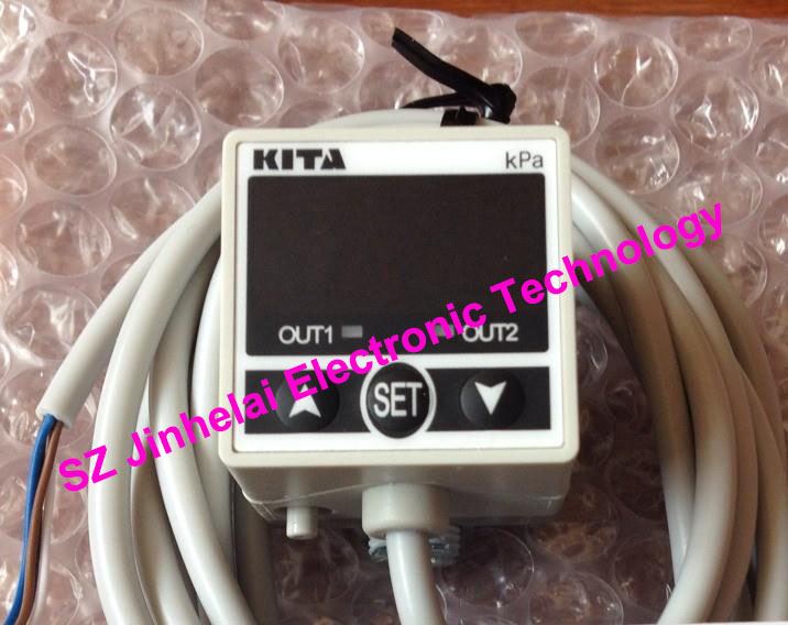 New and original  KP25V-02-F1 KITA Digital Pressure switch kita new and original kp42p 02 f1 high precision digital vacuum pressure switch 100kpa 1000kpa 12 24v