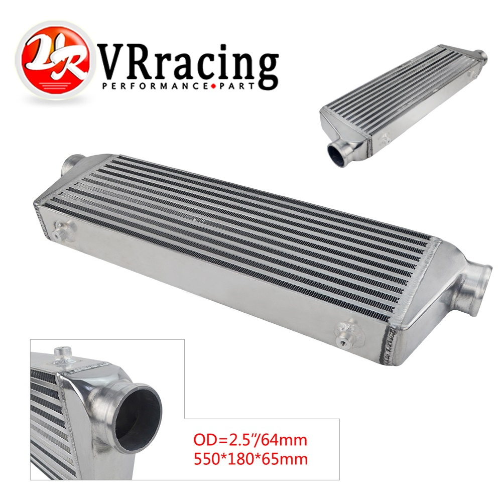 universal intercooler 550 180 65