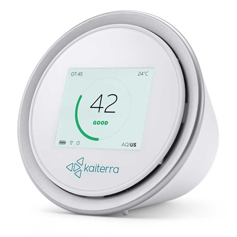 New 2nd generation Smart Air Quality Monitor, Laser Egg, highly sensitive mobile app, Palm-Sized Solution Monitoring for apple 56in1 air attack the king of air pandora box raid 2 generation