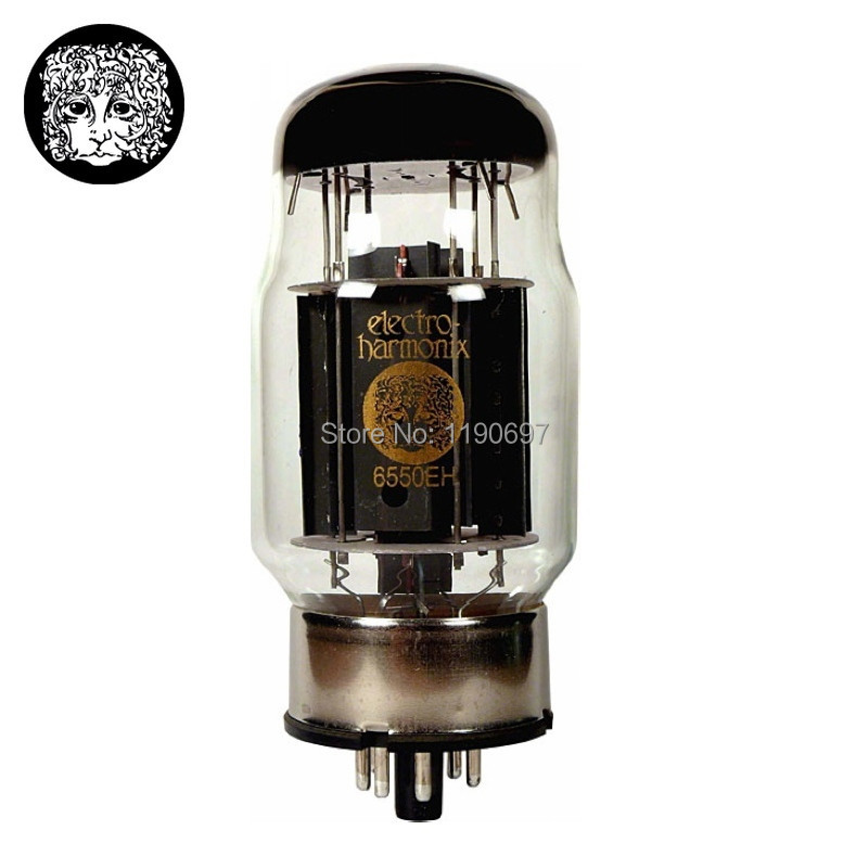 1PC Russia Tube New Electro-Harmonix 6550 Tube 6550EH 8PINS Electron Tube Free Shipping  цены