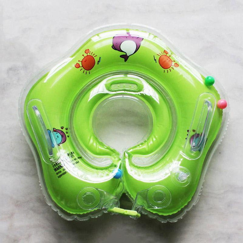 green neck float