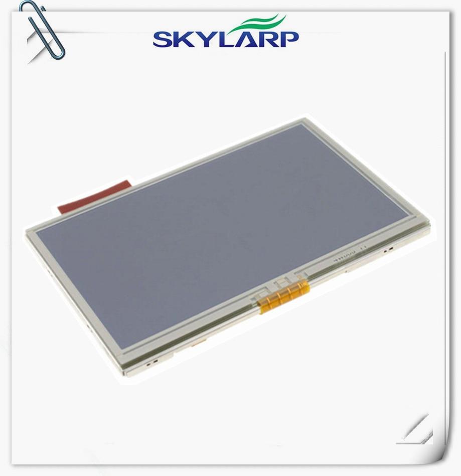 imágenes para Original 4.3 pulgadas LTE430WQ-FOB para Tomtom GO 520 720 730 930 920 t 530 LCD panel de visualización de la pantalla con el tacto LTE430WQ-F0B
