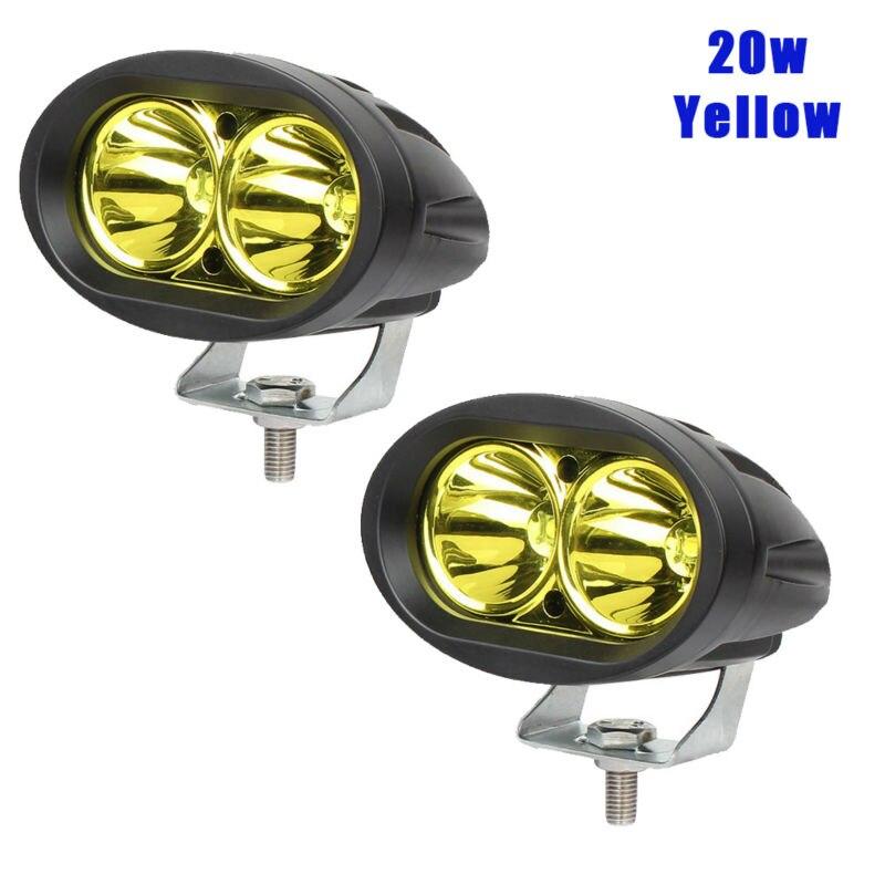 18W 27W Սպիտակ դեղին կապույտ կանաչ - Ավտոմեքենայի լույսեր - Լուսանկար 6