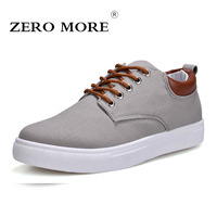 New Arrival Spring Summer Comfortable Casual Shoes Mens Canvas Shoes For Men Lace Up Brand Fashion