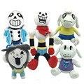 Sans Undertale Toriel Temmie Papyrus Asriel Plush Toys Peluche Dolls Brinquedos Gift for Baby Kids Friends 15cm