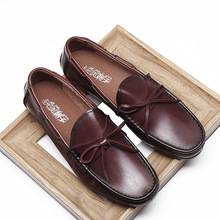 Men Casual Shoes Genuine Leather Men