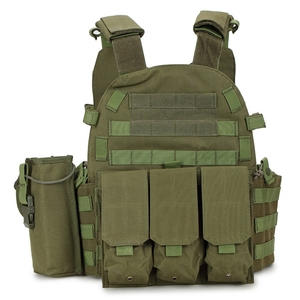 Image 3 - Multicam Camouflage Molle 나일론 모듈러 조끼 전술 전투 조끼 야외 사냥 6094 조끼 군사 남성 의류 육군 조끼