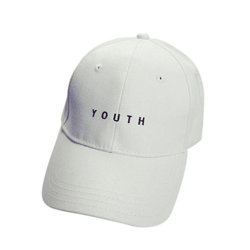 New Summer Cotton   Baseball     Cap   Women Men Snapback Hip Hop Hat Black White Amazing 7.4