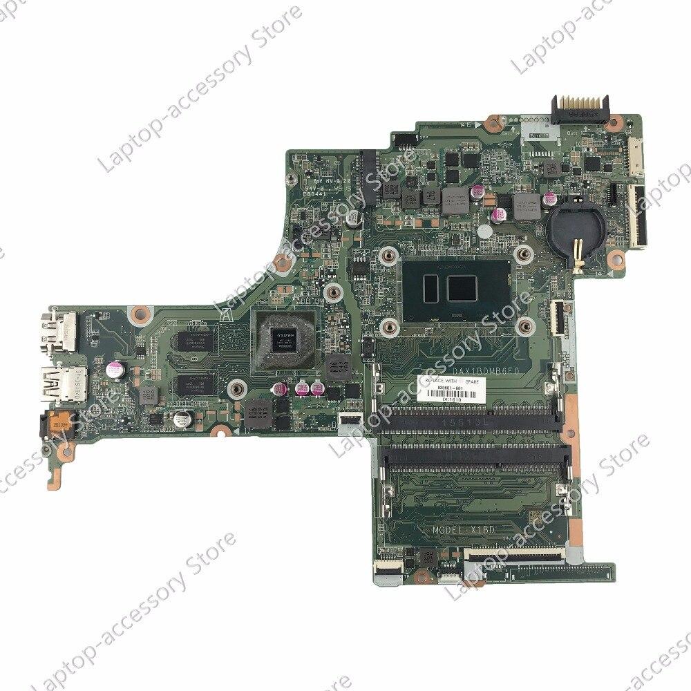 Nouveau Pour HP Pavilion 15-AB 15-AB238TU mère D'ordinateur Portable carte mère 830601-501 830601-601/Livraison Gratuite + 100% testé