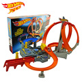 New Arrival Hotwheels Electric Extremely Fast Cyclotron Track Sports Cars Toys For Boys Gift Birthday Gift