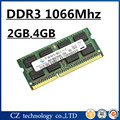 Venta ddr3 1066 2 gb 4 gb 8 gb pc3-8500 laptop so-dimm, ddr3 1066 mhz ram 4 gb pc3 8500 sdram portátil, memoria ram ddr3 4 gb 1066 mhz