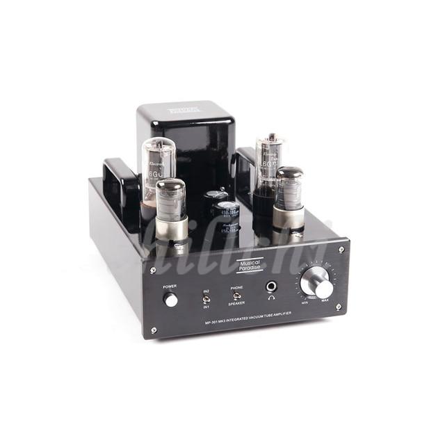 Hội Trường âm nhạc MP 301 MK3 Phiên Bản Deluxe 6L6 EL34 KT88 Single Kết Thúc Class A Ống Khuếch Đại Amp