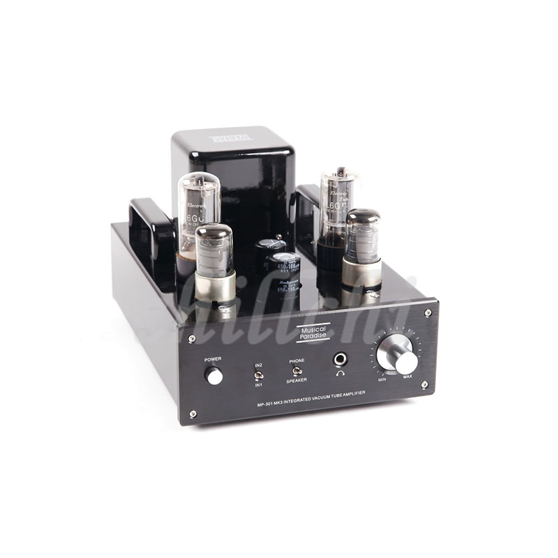 music Hall MP 301 MK3 Deluxe Edition 6L6 EL34 KT88 Single Ended Class A Tube Amplifier Amp-in Integrated Circuits from Electronic Components & Supplies