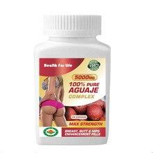 Грудь большего размера и ягодицы и увеличение бедер чистый комплекс Aguaje 5000 мг таблетки