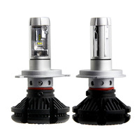 2X Super Bright Car Light LED H7 H4 H8 H9 H11 HB3 9005 HB4 9006 Bulb