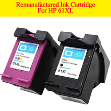 2PK compatible For HP61 HP61XL HP 61 XL 61XL Ink Cartridge For HP CH563WN Deskjet 1056 1000 J110a 1010 1510 2050 J510a printer