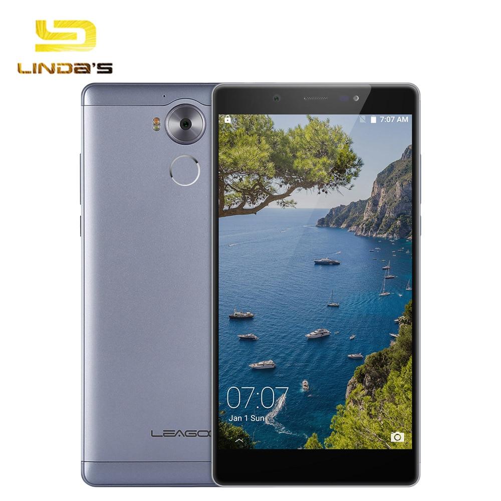 bilder für Leagoo t10 android 6.0 4g phablet 5,7 quad-core-7.0 ''fhd bildschirm mtk6797m deca core 4 gb 32 gb 13.0mp kamera smartphone usb typ c fingerabdruck