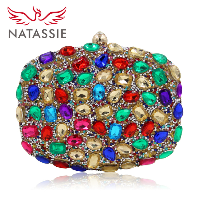 New Arrival Ladies Luxury Evening Clutch Bag