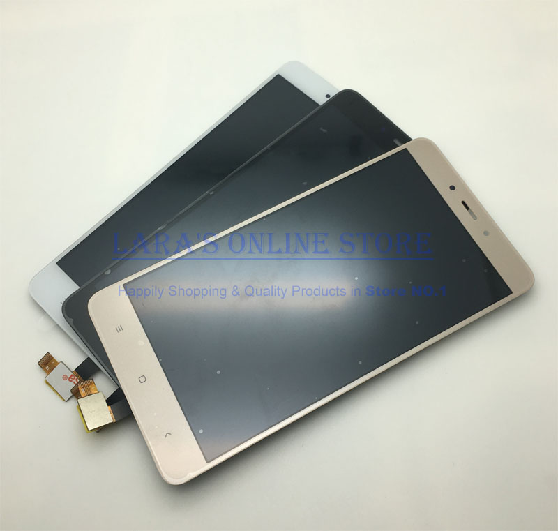 For Xiaomi Redmi Note 4 MTK Helio X20 LCD Display with Frame Complete Touch Screen Panel Redmi note4 Note 4 LCD Digitizer +Tools