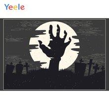 Yeele Хэллоуин ужас рука бомба крест Индивидуальные фотографии
